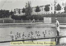 Huizerweg zwembad (2e bouw)